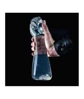 Dildo Dark Crystal Transparente 29 cm, Tamanhos Grandes, Dark Crystal , welcomelover