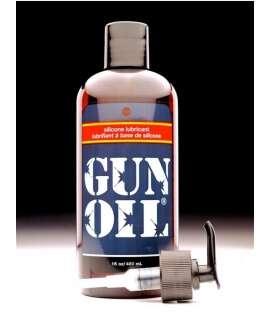 Lubrificante Gun Oil Silicone 480 ml, de Silicone, Gun Oil , welcomelover