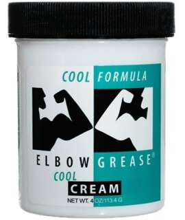 Lubrificante Óleo Elbow Grease Cool 113g, Fisting, Elbow Grease , welcomelover