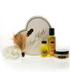 Kit Pure Heart Kama Sutra, Massagens, Kama Sutra , welcomelover
