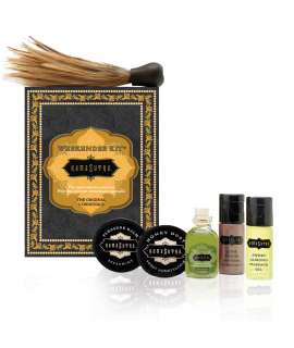 Kit The Weekender Kama Sutra, Massagens, Kama Sutra , welcomelover
