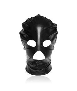 Máscara Capuz com Buraco para Boca e Olhos, Máscaras e Vendas, , welcomelover