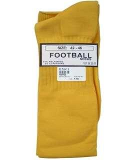 Meias de Futebol Altas Amarelo, Meias , Mister B, mister cock