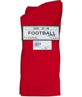 Meias de Futebol Altas Vermelho, Meias , Mister B , welcomelover