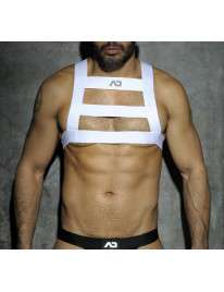 Harness Addicted White Party Branco, Harnesses, Addicted , welcomelover